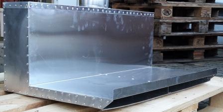 Spezialteil aus Aluminium